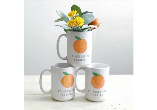 Declaration & Co. Aug Orange Mug