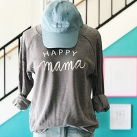Happy Mama Pull Over