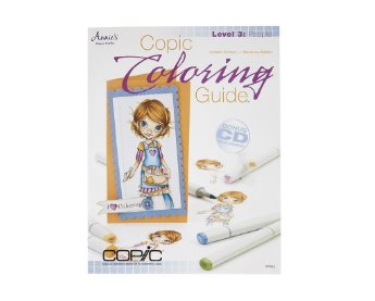 COPIC COLORING GUIDE LEVEL 3 - The Gilded Rabbit