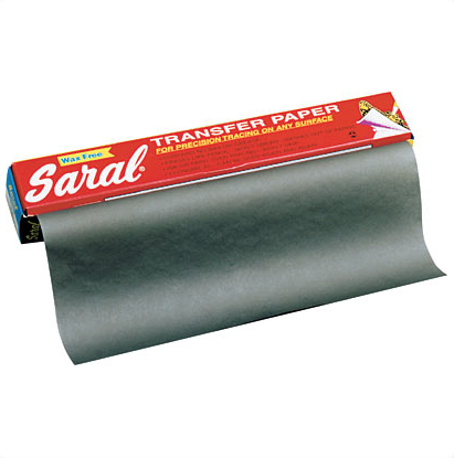 Saral Graphite Transfer Paper