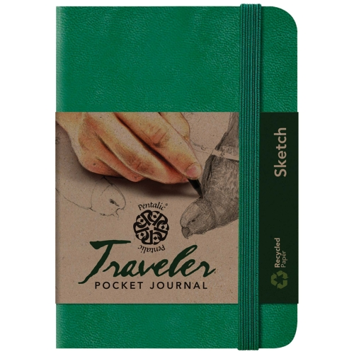Pentalic Traveler Journals