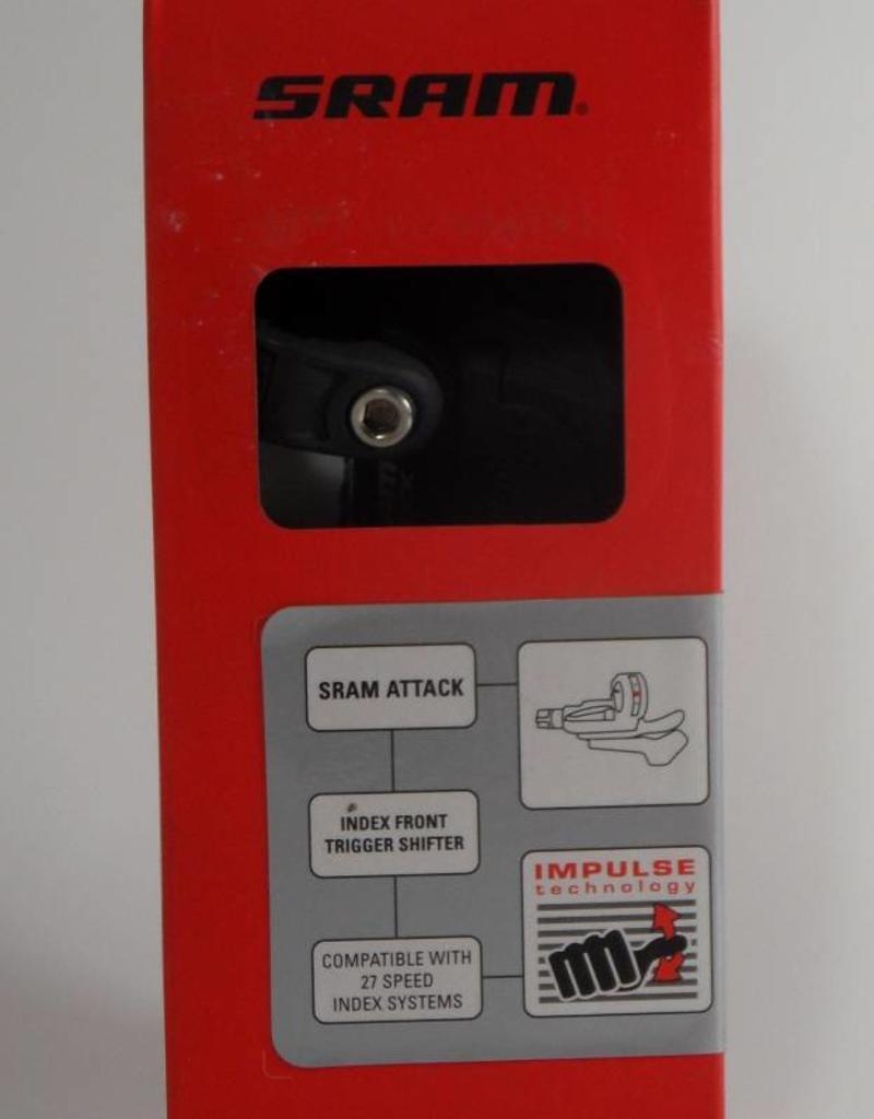 SRAM ATTACK 3 SP FRONT TRIGGER SHIFTER