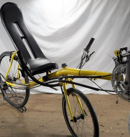 Actionbent Recumbent (Low Bars)