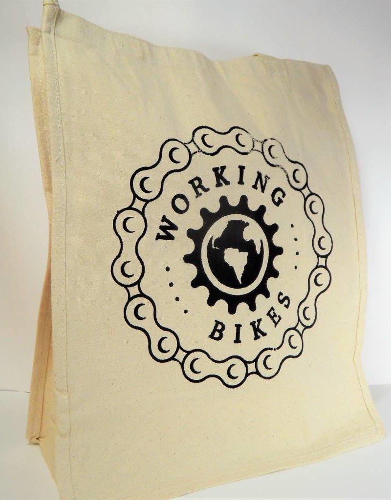 Working Bikes Canvas Bag