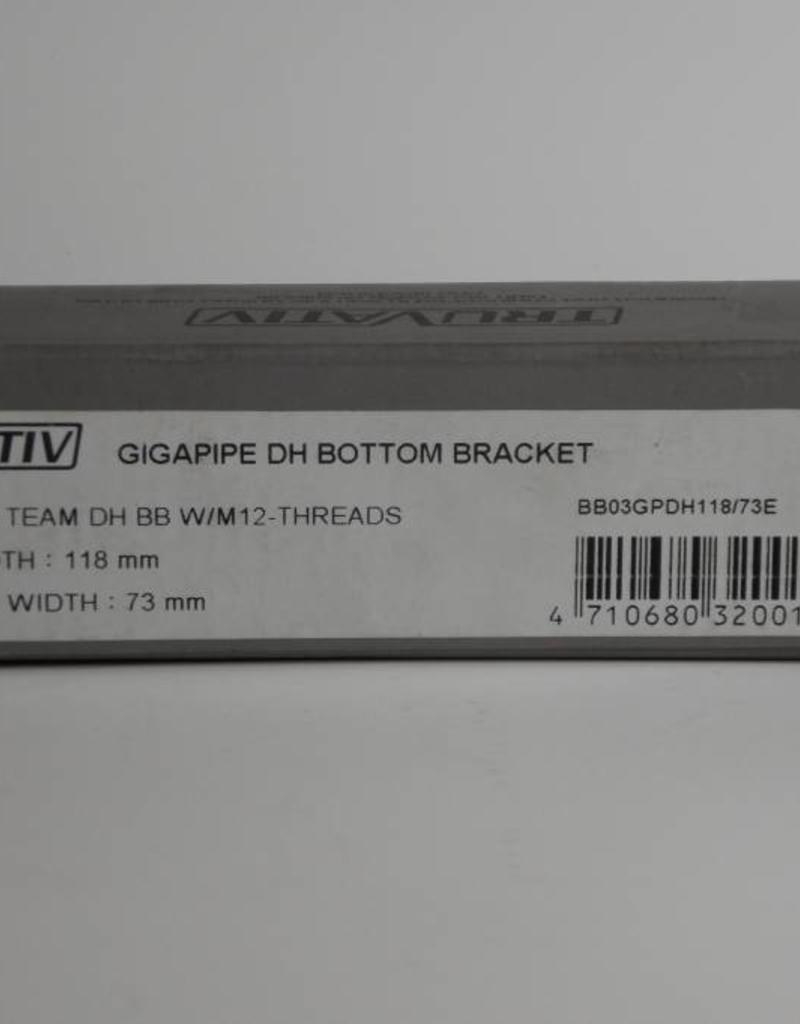 TruVativ GIGAPIPE TEAM DH 118x73 BB W/M-12-THREADS