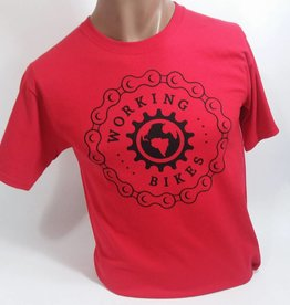 Working Bikes T-shirt
