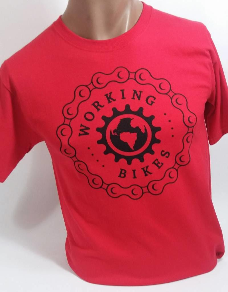 Working Bikes T-shirt