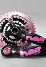 Truvativ Noir XC 3.3 Team Carbon Crankset