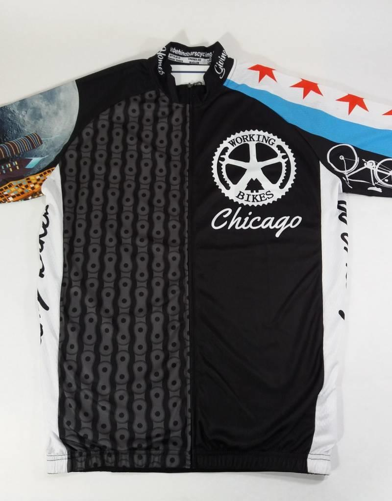 Working Bikes 2018 Cycling Jersey