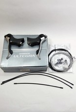 Shimano Ultegra ST-6600 2x10 Speed STI Shifters