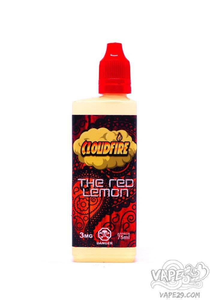 Cloudfire The Red Lemon 75 ml 3mg