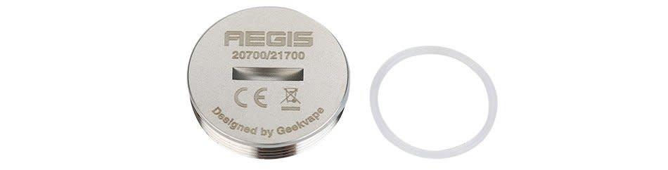 Geek Vape Aegis Battery Cap 20700 / 21700