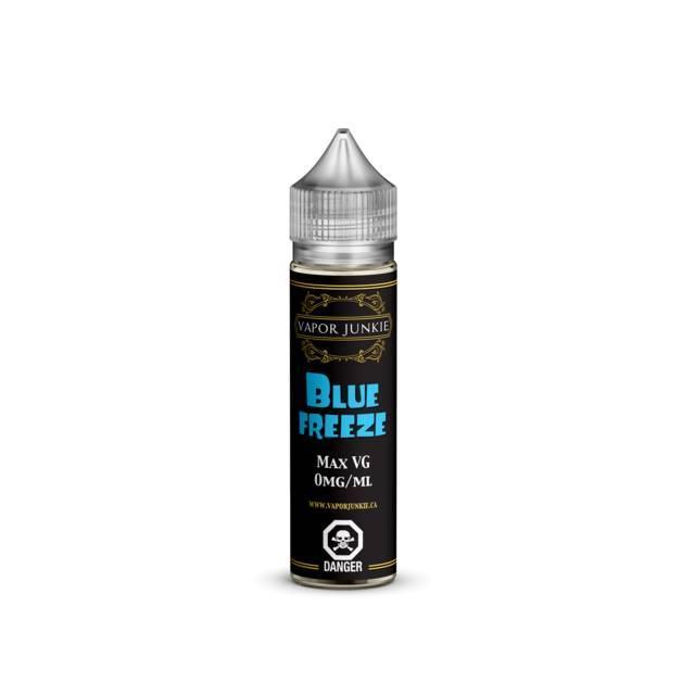 Vapor Junkie Blue Freeze