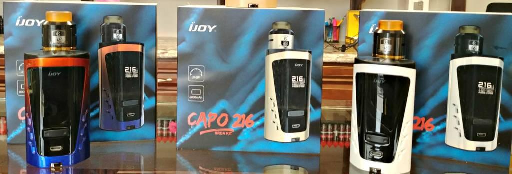 iJoy Capo 216 SRDA w Batteries