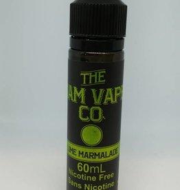The Jam Vapor Co. Lime Marmalade