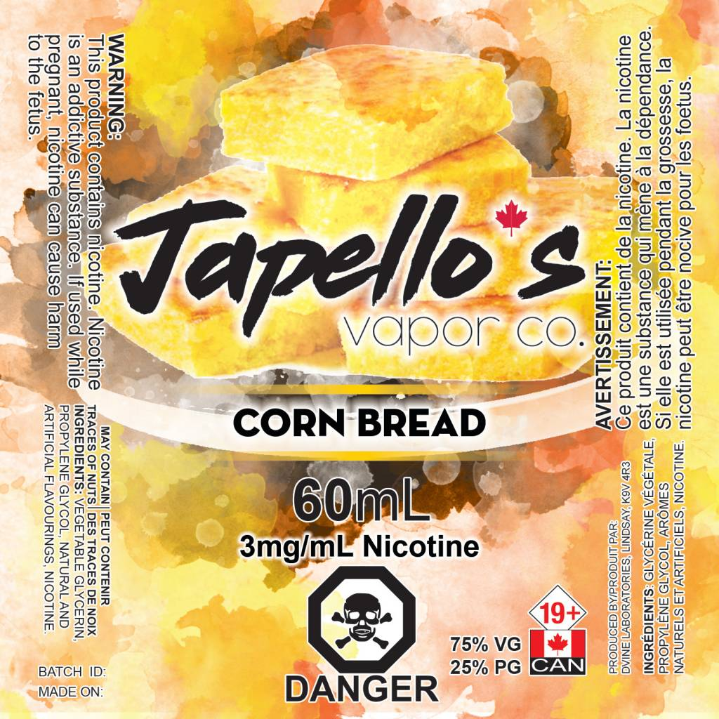 Japello's Cornbread