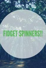 Fidget Spinner Neo Chrome TRI FORCE #7
