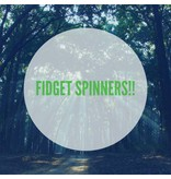 Fidget Spinner Neo Chrome CRONE BAR #5
