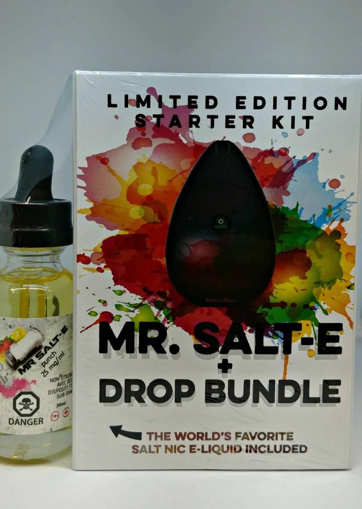 Suorin Drop Mr Salt e Punch Bundle
