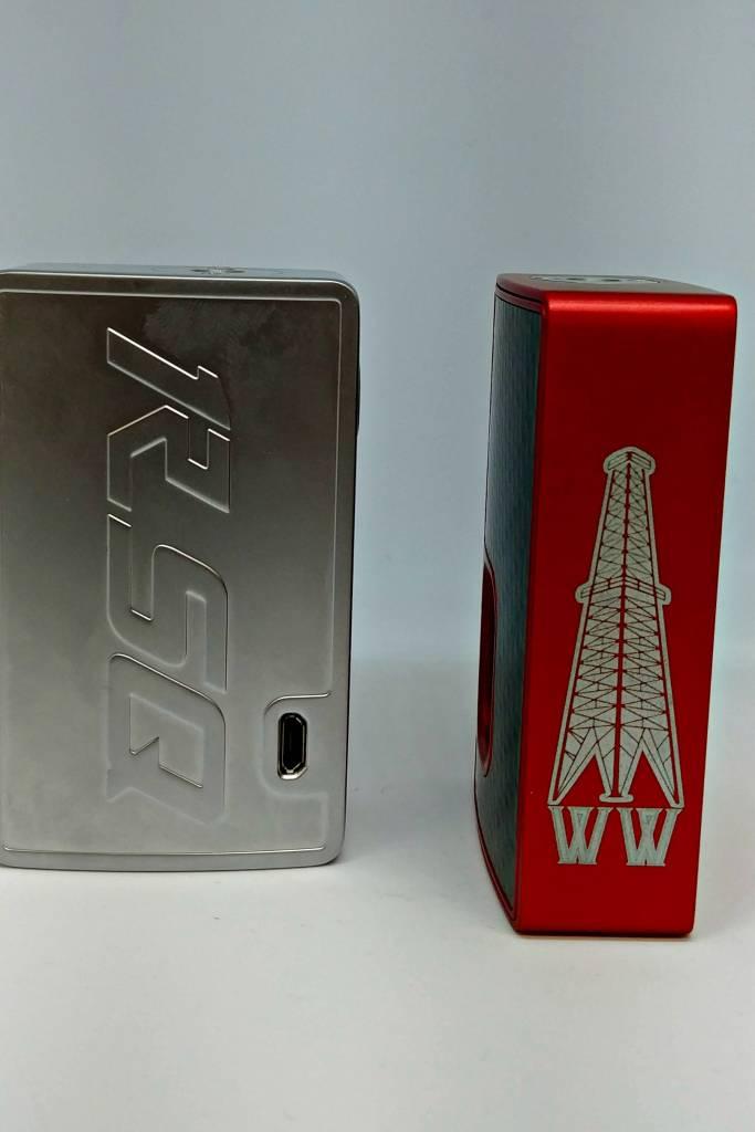 HOTCIG X RIG MOD RSQ 80W SQUONK BOX MOD