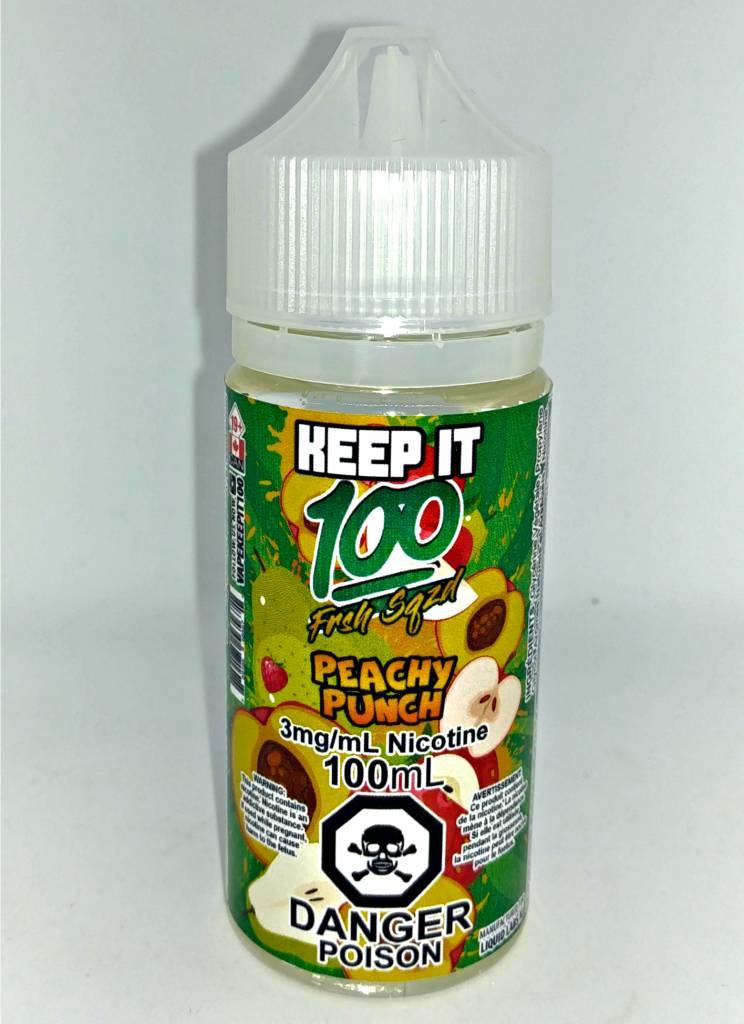 Keep It 100 Peachy Punch