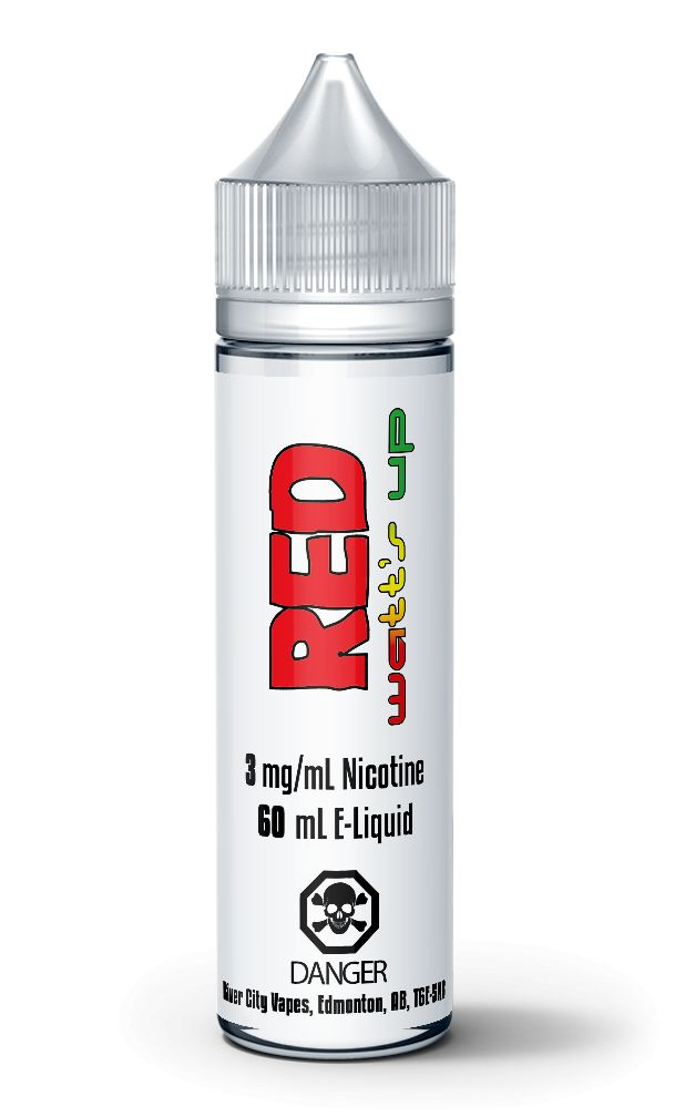 River City Vapes Red