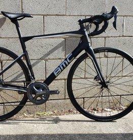 BMC Switzerland BMC Roadmachine RM02 Ultegra 2017 Black/Grey  54cm