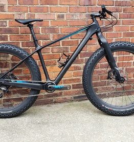 Specialized Specialized Fatboy Expert Carbon 2018 Carbon/Black Large