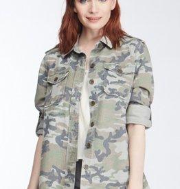 Velvet Heart Long Sleeve Jacket