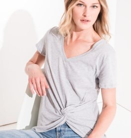 Z Supply The Twist Front Tee