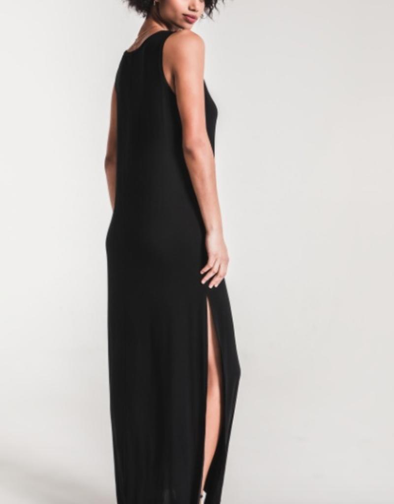 Z Supply High Slit Maxi Dress