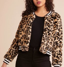 Jack by BB Dakota Clever Girl Cheetah Bomber
