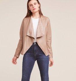 BB Dakota Teagan Reversible Faux Leather Jacket