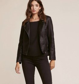 Jack by BB Dakota Doin' It Right Faux Leather Biker Jacket