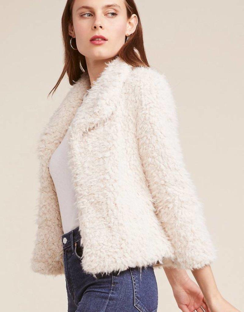 BB Dakota Hugs Don't Lie Faux Fur Jacket