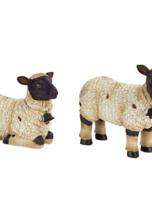 Mini Sheep Set of 2