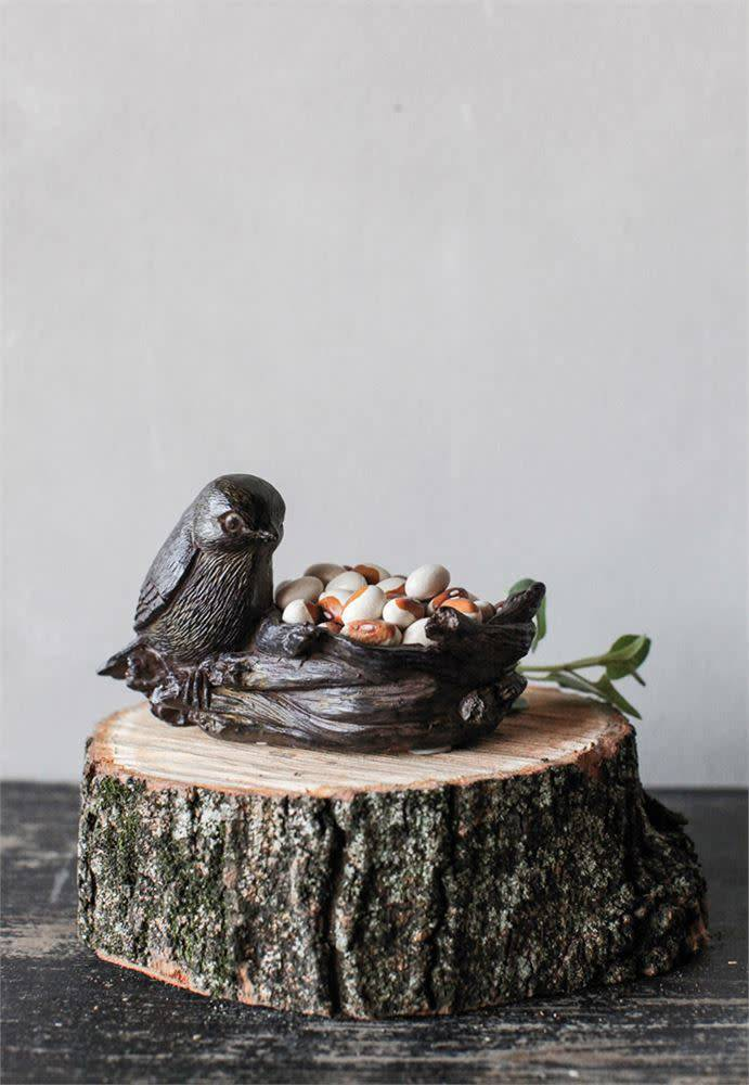 Bird Tealight Holder