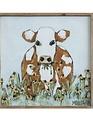 Framed Cow Meadow Print