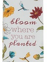Bloom Botanical Flower Sack Towel