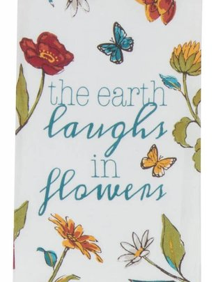 Earth Botanical Flour Sack Towel