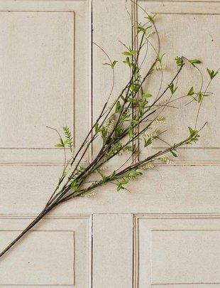 Twig Leaf & Sprite Spray White