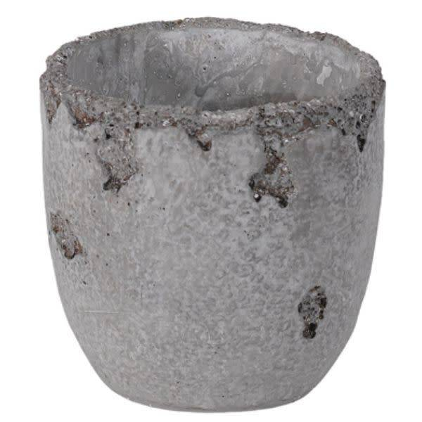 Distressed Pot