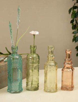 Mini Decorative Bottle (4 Colors)