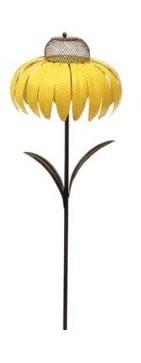 Cone Flower Feeder Stake