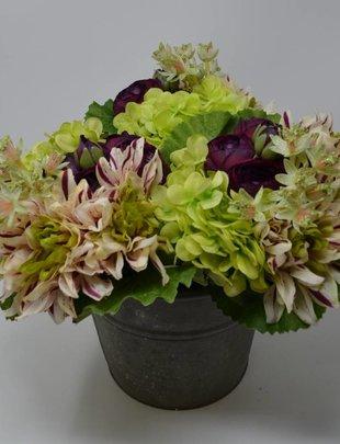 Ranunculus Dahlia Bouquet