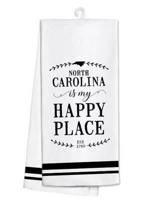 Happy Place Towel (3 Styles)