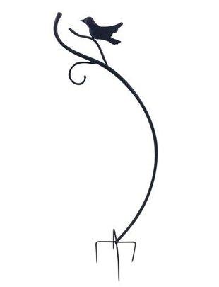 Bird Hook Garden Stake