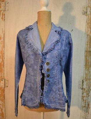 Pima Cotton Jacket (3 Colors)