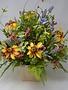 Mixed Spring Wildflower Arrangement