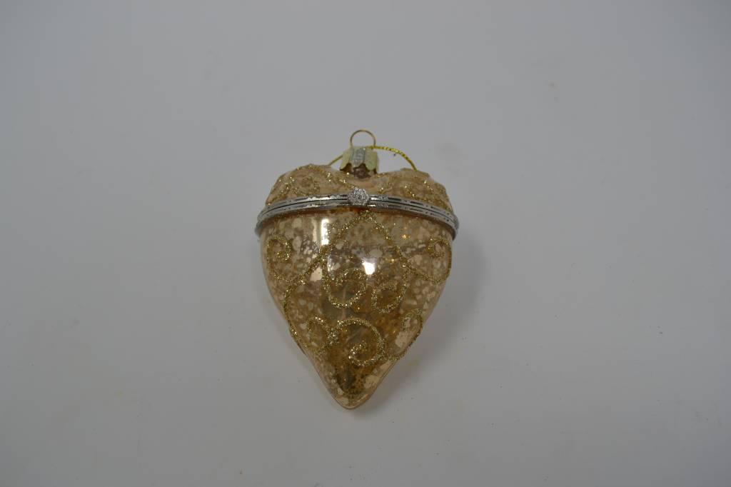 Heart Box Ornament